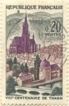 Stamps France -  VIII Centenaire de Thann
