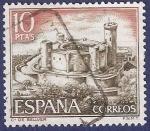 Sellos de Europa - España -  Edifil 1981 Castillo de Bellver 10 (últ)