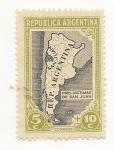 Sellos de America - Argentina -  Pro-Víctimas de San Juan