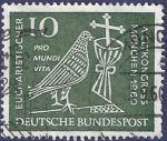 Sellos de Europa - Alemania -  ALEMANIA Eucharistischer 10