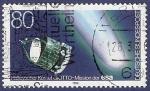 Stamps Germany -  ALEMANIA Misión Giotto 80
