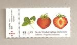 Sellos de Europa - Alemania -  Fresas