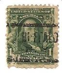 Sellos del Mundo : America : Estados_Unidos : correo terrestre