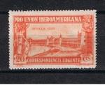 Stamps Spain -  Edifil  582  Pro Unión Iberoamericana.