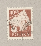 Stamps Poland -  Montaña