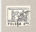 Stamps Poland -  Grabado siglo XVI