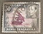 Stamps Africa - Uganda -  Velero