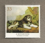 Stamps United Kingdom -  Perros distinguidos
