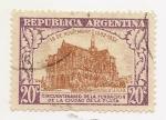 Stamps Argentina -  Cincuentenario de la Fundación de la Ciudad de la Plata