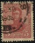 Sellos del Mundo : America : Argentina : Libertador General José de San Martín. 1778 - 1850. Militar argentino, cuyas campañas fueron decisiv