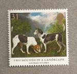 Sellos de Europa - Reino Unido -  Perros distinguidos