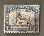 Stamps Africa - South Africa -  Equidos a la carrera