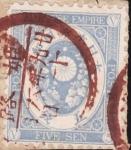 Stamps Japan -  imperio japonés