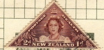 Stamps New Zealand -  Princesa Elizabeth