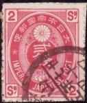 Stamps America - Japan -  Imperio postal Japonés