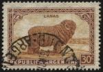 Stamps Argentina -  Riquezas Nacionales. Ovinos producción de lanas naturales.