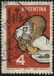 Stamps Argentina -  Campaña mundial contra el hambre.
