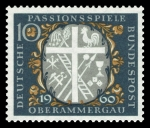 Stamps Germany -  Passionsspiele