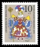 Stamps : Europe : Germany :  Engel