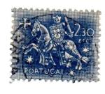Sellos de Europa - Portugal -  TIPO.BN