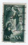 Sellos de Europa - España -  Iglesia Universal