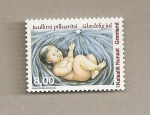 Sellos de Europa - Groenlandia -  Recién nacido