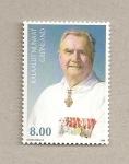Sellos de Europa - Groenlandia -  75 cumpleañospríncipe consorte