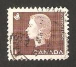 Stamps Canada -  elizabeth II y el símbolo de minería