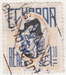 Stamps Ecuador -  VII CONGRESO PANAMERICANO DE PEDIATRIA