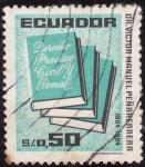 Sellos de America - Ecuador -  CENTENARIO