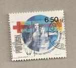 Sellos de Europa - Portugal -  Por un servicio nacional de salud