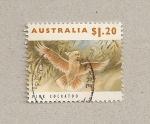 Stamps Australia -  Cacatúa de fuego