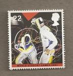 Stamps United Kingdom -  Juegos mundiales de estudiantes
