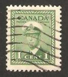 Stamps Canada -  george VI