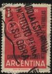 Sellos de America - Argentina -  Campamento Scout Internacional de Patrullas.