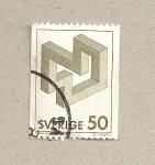 Stamps Sweden -  Símbolo