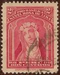 Stamps of the world : Peru :  Santa Rosa de Lima