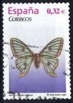 Stamps Spain -  4464 Fauna. Graellsia isabelae.