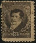Stamps America - Argentina -  Manuel Belgrano 1770 – 1820. Economista, periodista, político, abogado y militar.