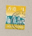 Sellos de Asia - Hong Kong -  Ciudad de Hong Kong