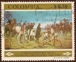 Stamps : America : Colombia :  Sesquicentenario de la Campaña Libertadora 1819 - 1969