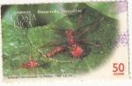 Stamps Costa Rica -  Zompopa