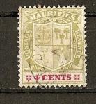 Stamps Africa - Mauritius -  Escudos