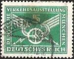 Stamps Germany -  DEUTSCHES REICH - VERKEHRSAUSSTELLUNG