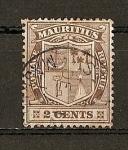 Stamps Africa - Mauritius -  Escudos.