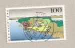 Stamps Germany -  Paisaje Havellandschaft