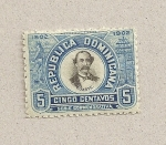 Stamps Dominican Republic -  Duarte