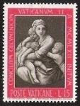 Stamps Europe - Vatican City -  CONCILIVM OECVMENICVM VATICANVM