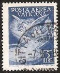 Stamps Vatican City -  POSTA AEREA VATICANA