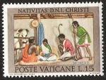 Stamps Europe - Vatican City -  POSTE VATICANE - NATIVITAS D.N.I CHRISTI